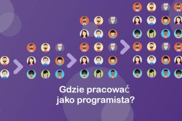 Gdzie pracować jako programista?